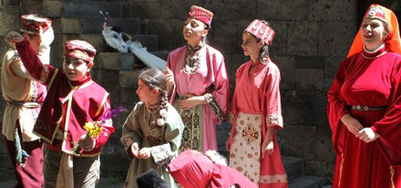 Armenien Studienreise