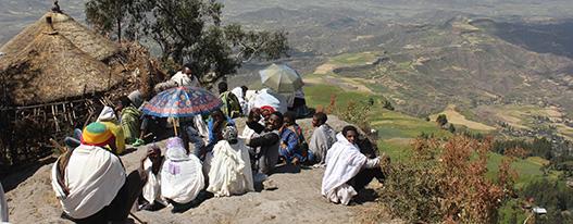 Äthiopien Studienreise