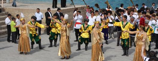 Usbekistan Studienreise